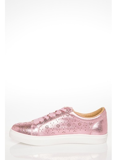 DeFacto Bağcıklı Sneaker Pembe